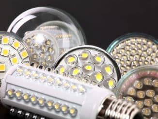 verschiedene LED Lampen