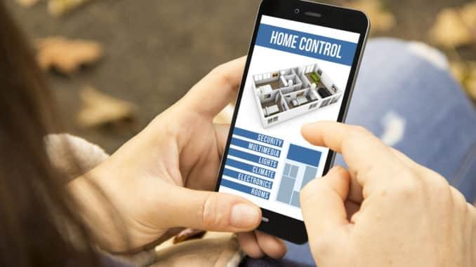 Smart Home Verkabelung