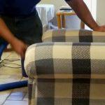 Polster reinigen – So wird dein Sofa wieder gemütlich