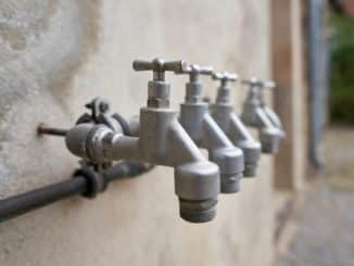 Wasserhähne für Brauchwasser