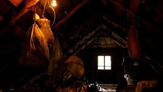 Dachboden entrümpeln