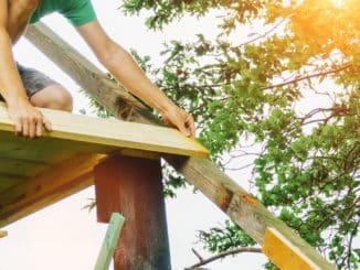 Gartenhaus selber bauen