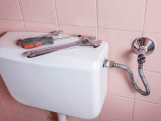 Toilettenspülkasten