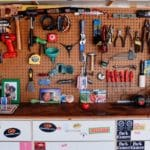 Werkstatt einrichten – gut sortiert & eingerichtet